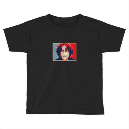 Lennon Toddler T-shirt Designed By Rafiq
