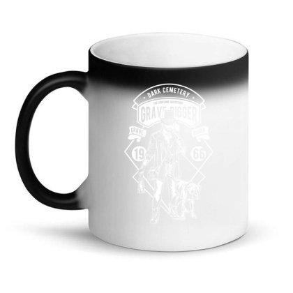 Grave Digger Magic Mug Designed By Rulart