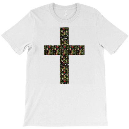 Croix T-shirt Designed By Dav