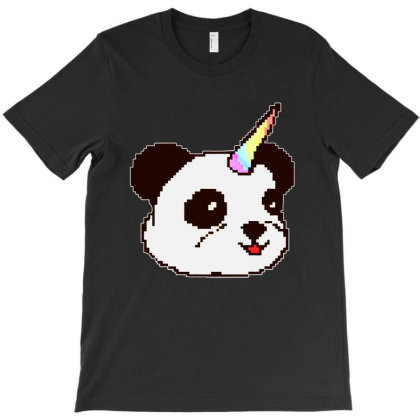 Pandacorn T-shirt Designed By Diamond Tees