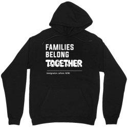 family belong together Unisex Hoodie | Artistshot