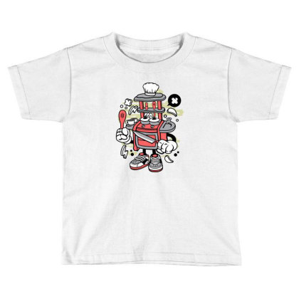 Kitchen Set Toys Toddler T-shirt Designed By Rulart