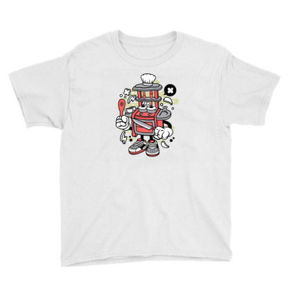 Kitchen Set Toys Youth Tee Designed By Rulart