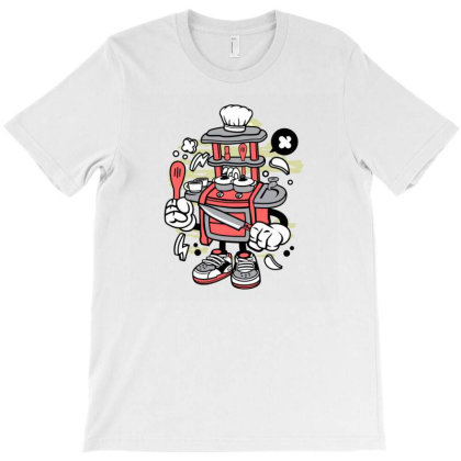 Kitchen Set Toys T-shirt Designed By Rulart