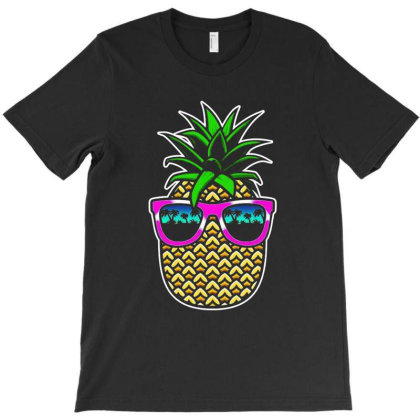 Pineapple Vice T-shirt Designed By Diamond Tees
