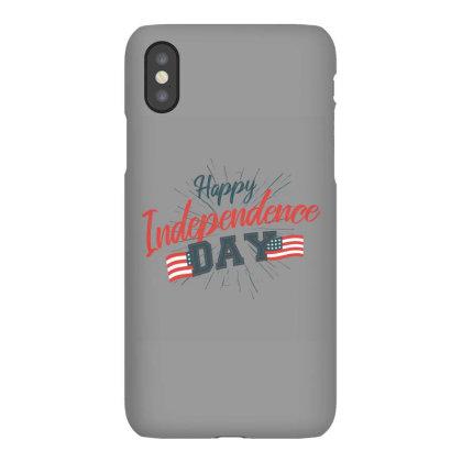 Independence Day Iphonex Case Designed By Bakari10