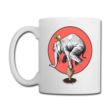 Circus Elephants Coffee Mug Designed By Mrt90