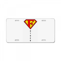 father day License Plate | Artistshot