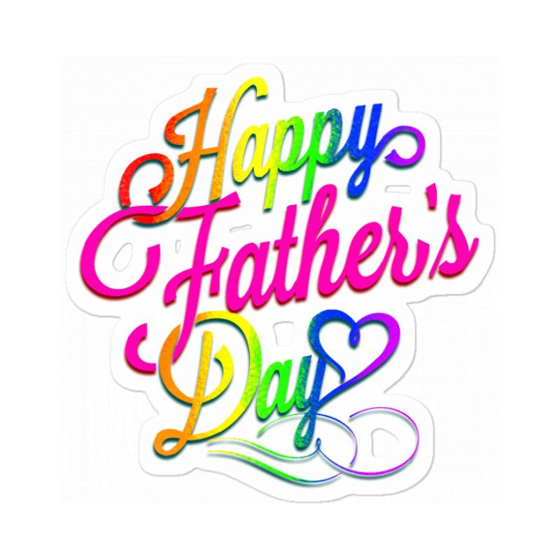 Happy Father Day 2020 Gay Sticker   Artistshot
