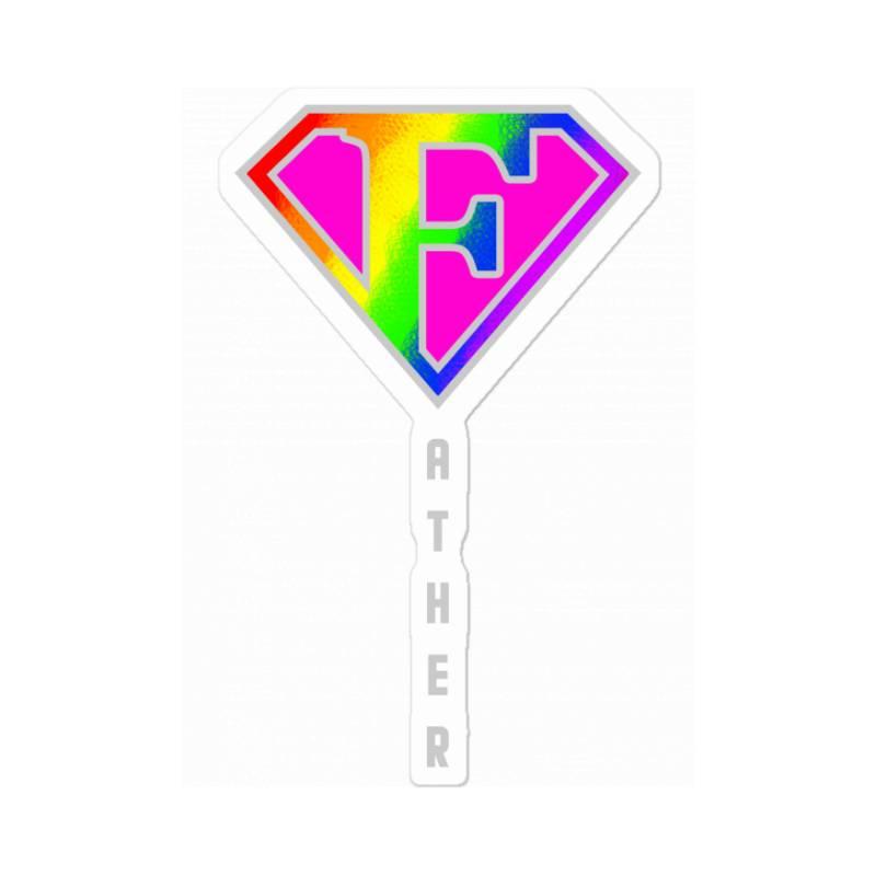 Happy Father Day Pride Sticker | Artistshot