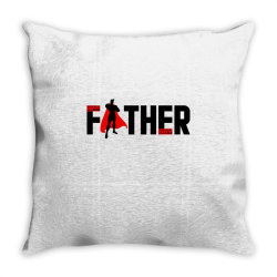 happy father day t shirt Throw Pillow | Artistshot