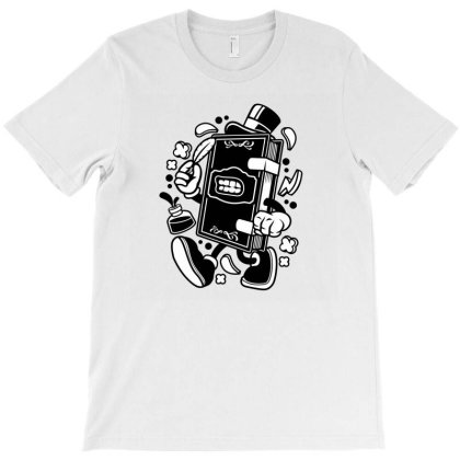 Old Book T-shirt Designed By Rulart