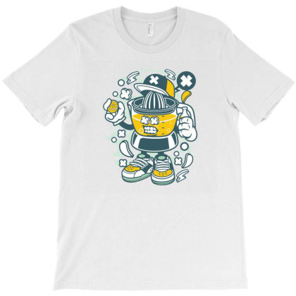 Orange Squeeze T-shirt Designed By Rulart