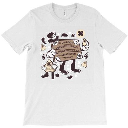 Ouija T-shirt Designed By Rulart