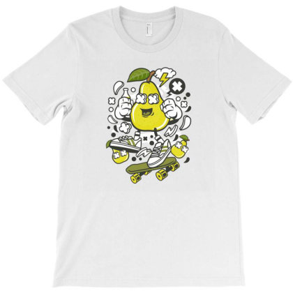 Pear T-shirt Designed By Rulart