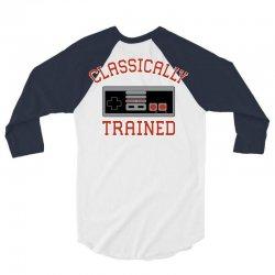 classically-trained new 3/4 Sleeve Shirt | Artistshot