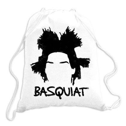 Basquiat Jean Michel For Light Drawstring Bags Designed By Feniavey