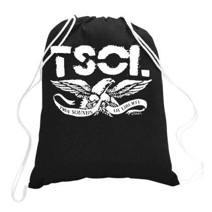 Tsol Eagle Drawstring Bags Designed By Pinkanzee