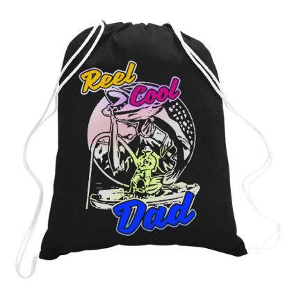 Cool Dad Drawstring Bags Designed By Pinkanzee