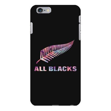 All Blacks Iphone 6 Plus/6s Plus Case Designed By Pinkanzee