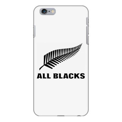 New Zealand All Blacks Iphone 6 Plus/6s Plus Case Designed By Pinkanzee