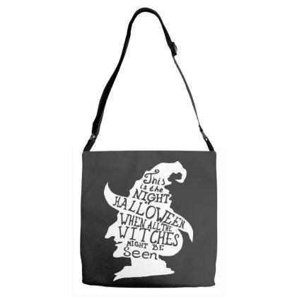 Happy Day Adjustable Strap Totes Designed By Pinkanzee
