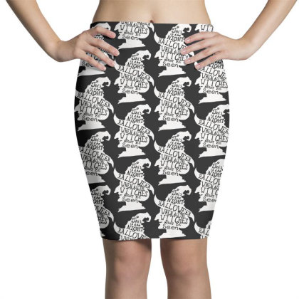 Happy Day Pencil Skirts Designed By Pinkanzee