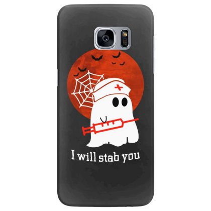 I Will Stab You Samsung Galaxy S7 Edge Case Designed By Pinkanzee
