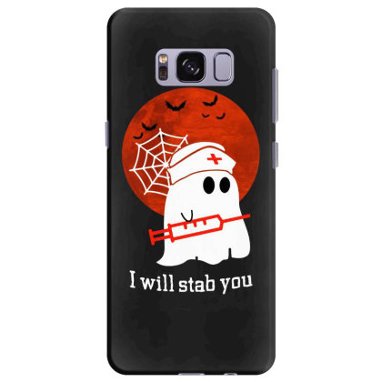 I Will Stab You Samsung Galaxy S8 Plus Case Designed By Pinkanzee