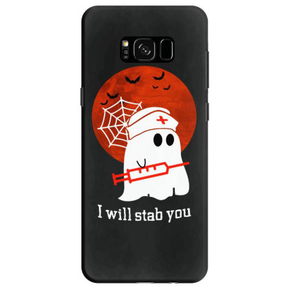 I Will Stab You Samsung Galaxy S8 Case Designed By Pinkanzee