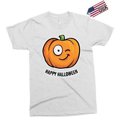 Happy Halloween Exclusive T-shirt Designed By Pinkanzee