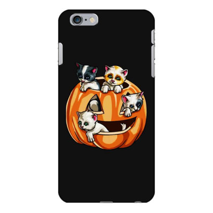 Halloween Cats Iphone 6 Plus/6s Plus Case Designed By Pinkanzee