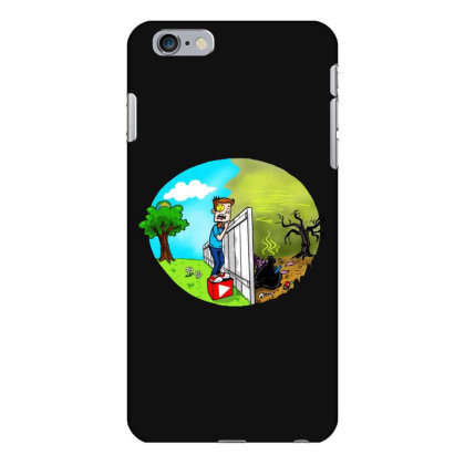 The Other Side Iphone 6 Plus/6s Plus Case Designed By Pinkanzee