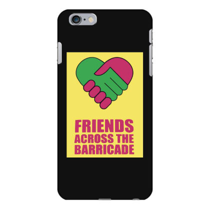 Friends Across Iphone 6 Plus/6s Plus Case Designed By Pinkanzee