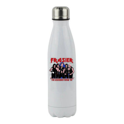 I'm Listening Tour '97 Stainless Steel Water Bottle Designed By Pinkanzee