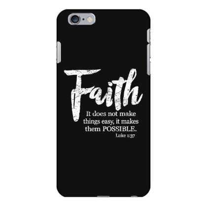 Makes Things Possible Luke Iphone 6 Plus/6s Plus Case Designed By Pinkanzee