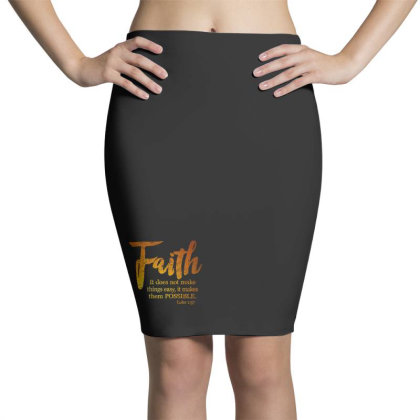 Makes Things Possible Luke Pencil Skirts Designed By Pinkanzee