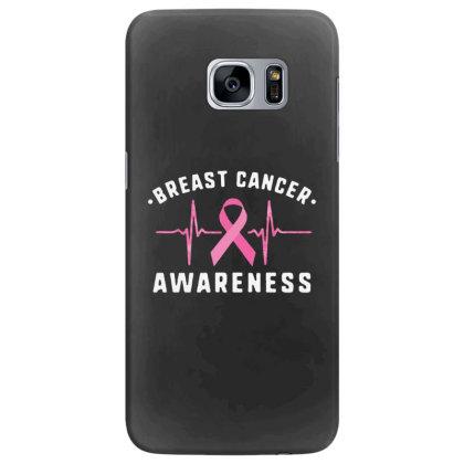 Breast Cancer Samsung Galaxy S7 Edge Case Designed By Pinkanzee