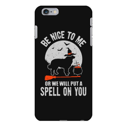 Dog Spell On You Iphone 6 Plus/6s Plus Case Designed By Pinkanzee