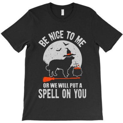 Dog Spell On You T-shirt Designed By Pinkanzee