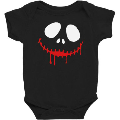 Bad Clown Horror Baby Bodysuit Designed By Pinkanzee