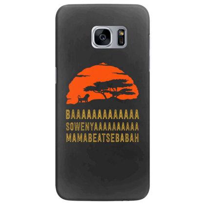 Baaaaaaaaaaaaa Samsung Galaxy S7 Edge Case Designed By Pinkanzee