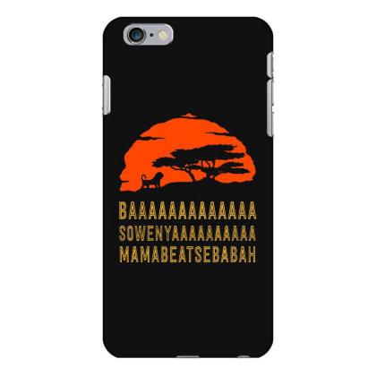 Baaaaaaaaaaaaa Iphone 6 Plus/6s Plus Case Designed By Pinkanzee