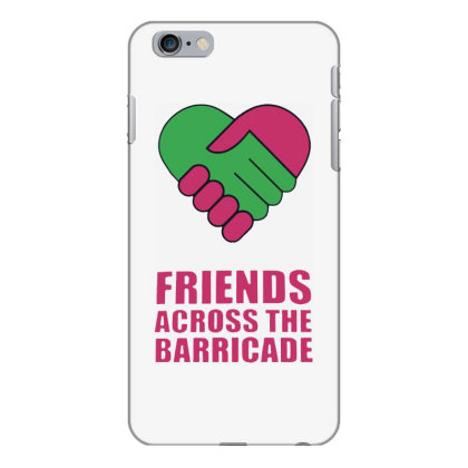 Awesome Friends Across Iphone 6 Plus/6s Plus Case Designed By Pinkanzee