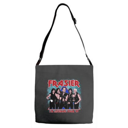 I'm Listening Tour '97 Adjustable Strap Totes Designed By Pinkanzee