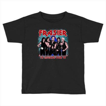 I'm Listening Tour '97 Toddler T-shirt Designed By Pinkanzee