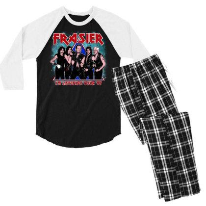 I'm Listening Tour '97 Men's 3/4 Sleeve Pajama Set Designed By Pinkanzee