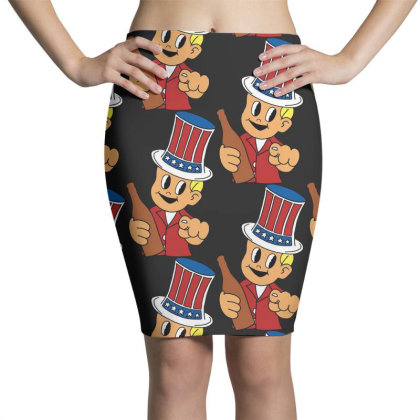 Milk Was A Bad Choice Pencil Skirts Designed By Pinkanzee
