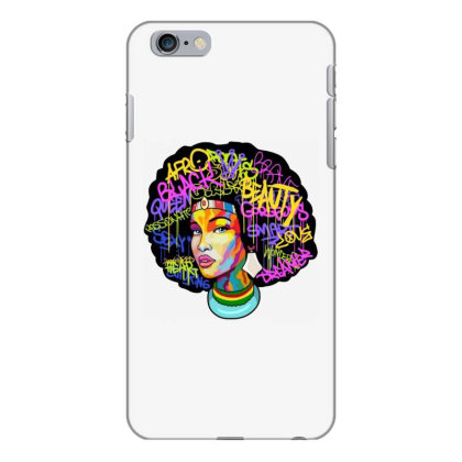 Woman Hair Iphone 6 Plus/6s Plus Case Designed By Pinkanzee