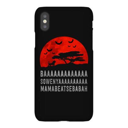 Baaaaaaaaaaaaa Iphonex Case Designed By Pinkanzee